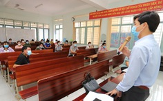 Lịch đi học trở lại chi tiết của học sinh 63 tỉnh, thành