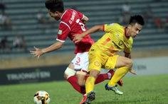 Sân Cẩm Phả: Nam Định bị loại bởi Đỗ Merlo