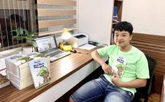 Tác giả nhí Nguyễn Khang Thịnh và Nhật ký của nhóc Alvin siêu quậy