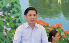 Chậm thu phí không dừng, Bộ trưởng Thể tự nhận 'nghiêm khắc phê bình'