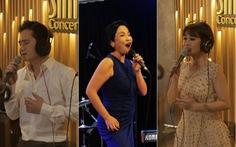 30 nghệ sĩ cùng hát về tình người hút hơn nửa triệu lượt khán giả trực tuyến