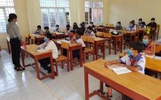 Cả ngàn học sinh Việt kiều ở Campuchia chưa thể đến trường nhập học