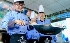 Học nghề bếp ở đâu?