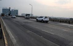 269,3 tỉ đồng sửa mặt cầu Thăng Long vào tháng 7
