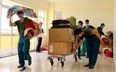 Ký túc xá ĐHQG TP.HCM dọn dẹp 6.000 phòng đón sinh viên trở lại