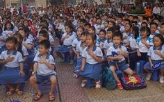 Trường tiểu học TP.HCM sẽ đón và giao nhận học sinh tại cổng trường