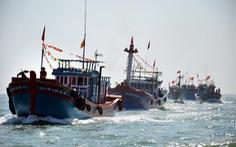 Trung Quốc thông báo tạm ngừng đánh cá: không có giá trị trên vùng biển chủ quyền Việt Nam