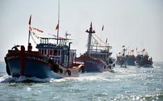 Hiệp định Vùng đánh cá chung vịnh Bắc Bộ hết hiệu lực, ngư dân Việt bám biển trở lại