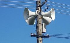 Loa phát thanh ở Huế lại bị nhiễu sóng tiếng Trung Quốc
