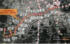 TP.HCM đề xuất thực hiện tuyến metro Bến Thành - Tân Kiên