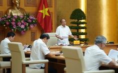 Thủ tướng: Không phải lúc 'than nghèo, kể khổ', mà phải khắc phục khó khăn
