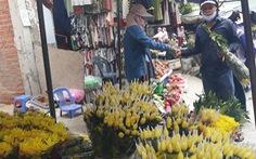 Thị trường đồ cúng lễ Phật đản trầm lắng thời dịch COVID-19