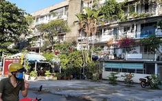 Quy hoạch các lô số cư xá Thanh Đa: nhà quá cao, dân số quá đông