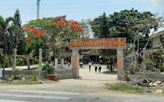Vụ nâng điểm ở Vĩnh Long: cảnh cáo hiệu trưởng, hiệu phó