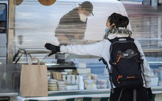 Người dân châu Âu với nỗi lo thực phẩm tăng giá mạnh