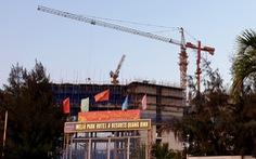 Phạt 40 triệu đồng khách sạn xây 5 tầng rồi... mới có giấy phép xây dựng