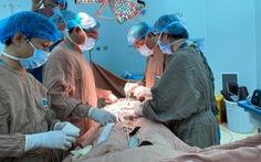 Lần đầu tiên phẫu thuật nội soi thành công ung thư âm đạo '3 trong 1'