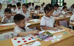 Hà Nội: Tuyển sinh mầm non, lớp 1, lớp 6 bắt đầu từ tháng 8