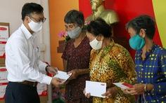 Báo Tuổi Trẻ hỗ trợ người dân và lực lượng biên phòng tại Tây Ninh chống COVID-19