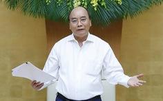 Thủ tướng Nguyễn Xuân Phúc: Chống lại sự vô cảm, nhũng nhiễu doanh nghiệp