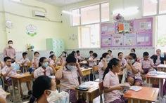Học sinh TP.HCM học cả ngày thứ bảy và hai buổi sáng - chiều