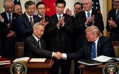 Tổng thống Trump nói đang trong 'thời kỳ khó khăn' với Trung Quốc