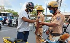 15 ngày tổng kiểm soát xe cộ: tai nạn giao thông ở TP.HCM giảm sâu cả ba mặt