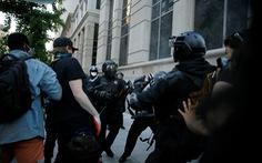 Nhiều thành phố lớn ở Mỹ đang lo sợ sắp phải trải qua 'đêm bạo lực'