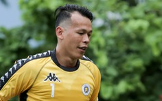 Thủ môn Tấn Trường tiết lộ đến Hà Nội FC sau cuộc gọi của Trần Tiến Anh