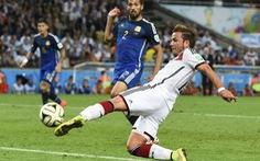 Đoạn kết rất buồn của Gotze - người hùng World Cup