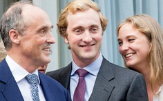 Hoàng tử Bỉ mắc COVID-19 sau khi dự tiệc ở Tây Ban Nha