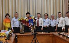TP.HCM: ông Trần Thanh Tùng làm chủ tịch UBND quận 8