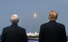 Mỹ tự tin khi Rồng vào không gian