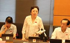 Đại biểu Phạm Khánh Phong Lan: 'Xử phạt hành chính không chỉ bằng tiền'