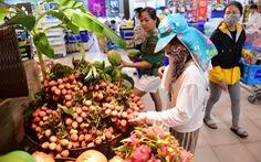 Saigon Co.op hỗ trợ tiêu thụ trái cây, nông sản miền Bắc