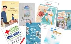 Nhiều cuốn sách phát hành 'thần tốc' vào mùa dịch