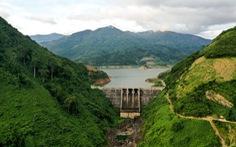 Thủy điện A Vương giảm xả nước về hạ du từ ngày 11-6