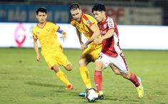 Vòng 4 V-League 2020: Tâm điểm sân Thống Nhất
