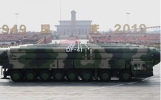 Mỹ cảnh báo Trung Quốc không được có thêm 'trường thành bí mật' về vũ khí hạt nhân
