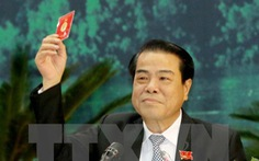 Bí thư Cà Mau trở thành ủy viên Ủy ban Thường vụ Quốc hội