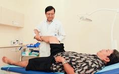 Phẫu thuật thay khớp háng, khớp gối giúp phục hồi vận động cho bệnh nhân