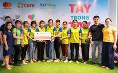 Hơn 800 người giúp việc bị ảnh hưởng COVID-19 nhận hỗ trợ hơn 1,6 tỉ đồng