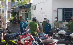 Phong tỏa hiện trường vụ nghi phóng hỏa nhà trọ làm 3 người chết