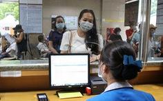 Hơn 25% người bệnh ngoại trú thanh toán viện phí không dùng tiền mặt