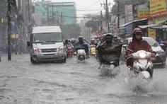 TP.HCM sắp có mưa lớn, ngập nặng do bão số 1 hút gió tây nam