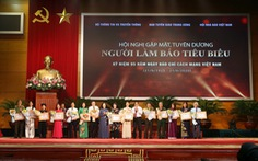 Thủ tướng Nguyễn Xuân Phúc: 'Báo chí phải phò chính diệt tà'