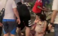 Thanh niên say rượu lái xe máy tông thai phụ sẩy thai