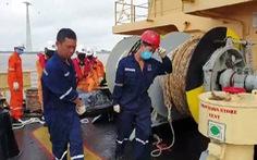 Tìm thấy 4 thi thể ngư dân vụ tàu hàng va chạm tàu cá trên vùng biển Hải Phòng