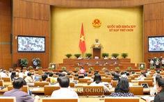 Quốc hội họp tuần cuối của kỳ họp thứ 9, biểu quyết nhiều nghị quyết quan trọng