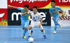 ĐKVĐ Thái Sơn Nam chỉ hòa trong ngày ra quân Giải futsal VĐQG 2020